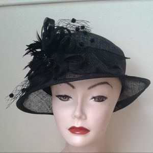 5for25 Black Mesh Hat